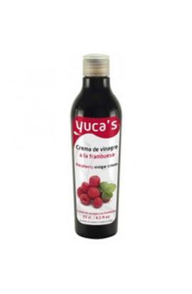 Crema de Vinagre a la Frambuesa Yuca´s 25 cl