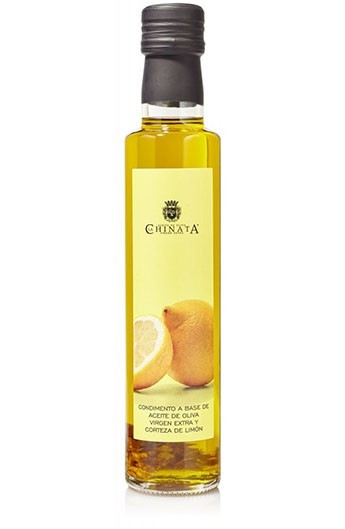 Aceite de Oliva Virgen Extra Condimento de Limón La Chinata 250 ml
