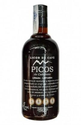 Licor De Café Picos De Cabariezo 70 Cl