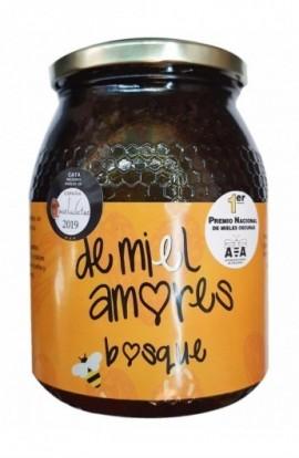 """Miel Bosque """"De Miel Amores"""" 1 Kg"""