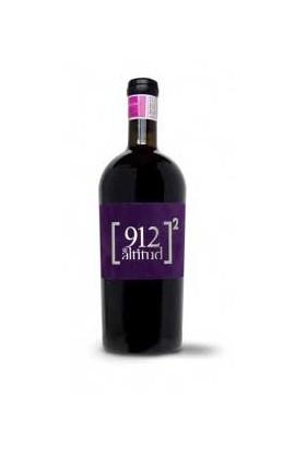 Vino Tinto Selección 912 de Altitud al Cuadrado D.O. Ribera del Duero 75 Cl