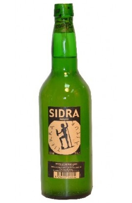 Sidra natural Tierra Astur 70 cl