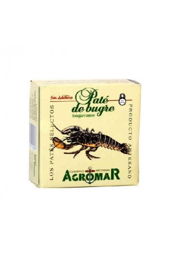 Paté de Bogavante Agromar 100 gr