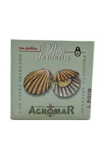 Paté de Vieiras Agromar 100 gr