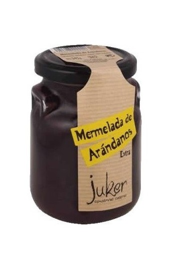 Mermelada de Arándanos Juker 290 gr