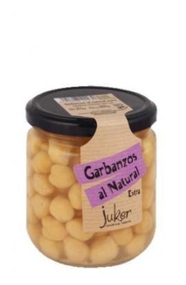 Garbanzos al Natural Extra Juker 315 gr