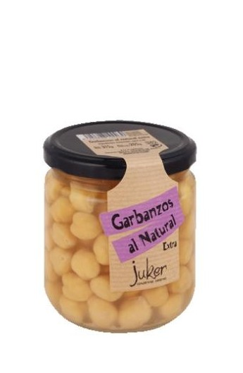 Garbanzos al Natural Extra Juker 315 gr
