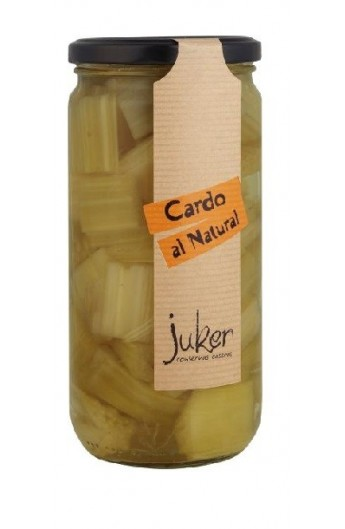 Cardo al Natural Juker 660 gr