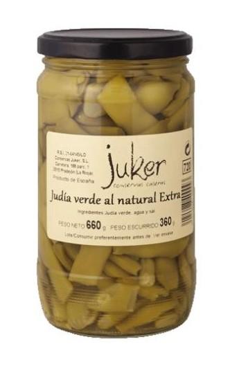 Judía Verde al Natural Juker 660 gr