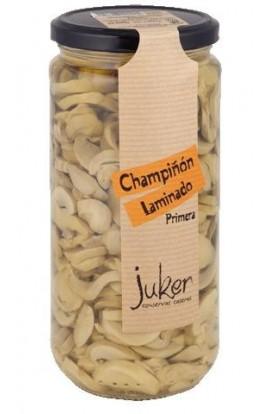 Champiñón Laminado Juker 660 gr