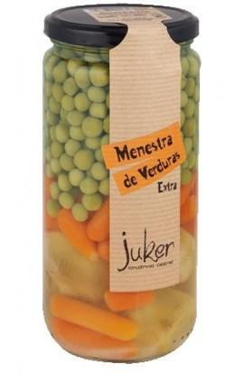 Menestra de Verduras Extra Juker 660 gr