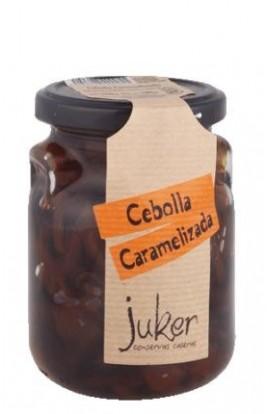Cebolla Caramelizada Juker 340 gr
