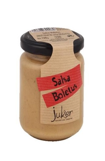 Salsa Boletus Juker 250 gr