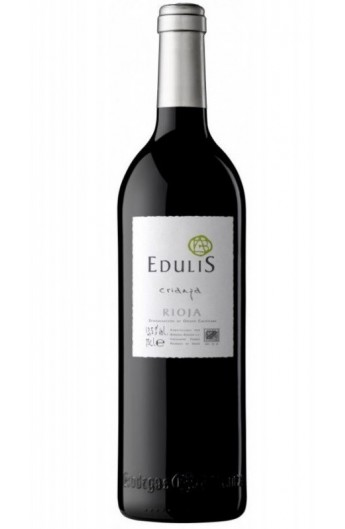 Vino Tinto Edulis Crianza 75 cl – D.O. Rioja