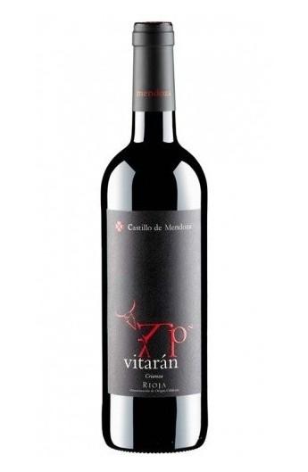 Vino Tinto Vitarán Crianza 75 cl – D.O. Rioja