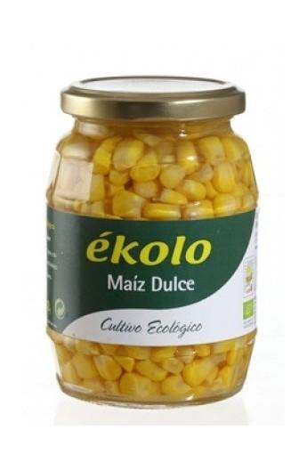 Maíz Dulce Cultivo Ecológico Ékolo 340 gr