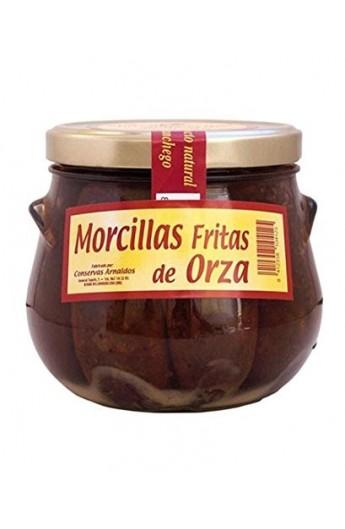 Morcillas Fritas de Orza 900 g