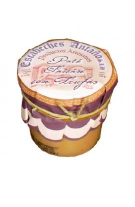 Paté de Faisán con Trufas Escabeches Antaño 100 gr