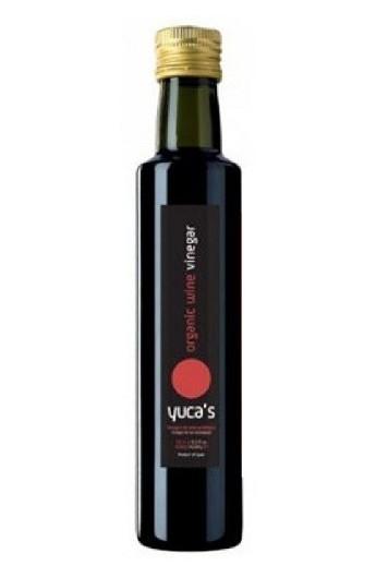 Vinagre de Vino Ecológico Yuca´s 25 cl