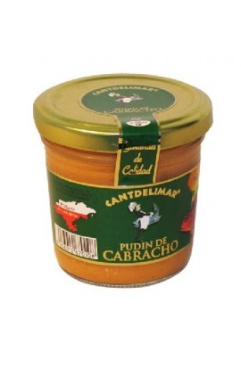 Pudin de cabracho Cantdelimar 110 gr