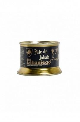 Paté de Jabalí Trufado El Lebaniego 130 gr