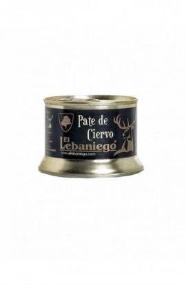 Paté de Ciervo Trufado El Lebaniego 130 gr