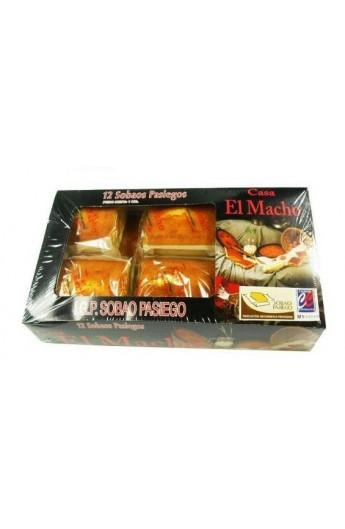 Sobao Pasiego El Macho 1 kg (12 unidades)