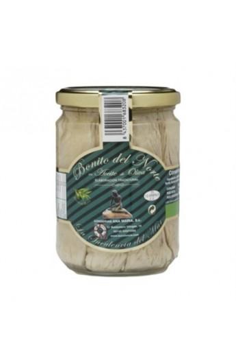 Conserva de Lomos de Bonito del Norte en Aceite de Oliva Ana María 215 gr