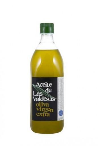 Aceite de Oliva Virgen Extra Frantoio Las Valdesas PET 1 l