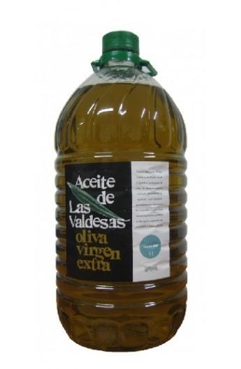 Aceite de Oliva Virgen Extra Picual Las Valdesas PET 5 l