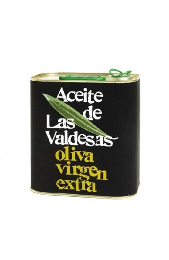 Aceite de Oliva Virgen Extra Picual Las Valdesas Lata 2,5 l