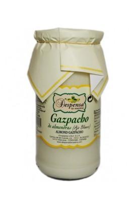 Gazpacho de Almendras (Ajoblanco) Despensa La Nuestra 680 ml