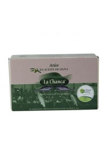 Conserva de Atún en Aceite de Oliva La Chanca 125 gr