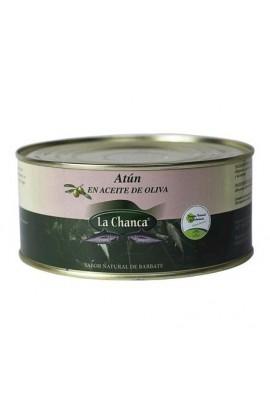 Conserva de Atún en Aceite de Oliva La Chanca 1000 gr
