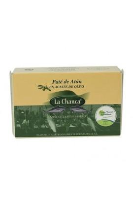 Paté de Atún La Chanca 125 gr