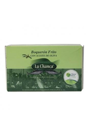 Conserva de Boquerones Fritos en Aceite de Oliva La Chanca 125 gr