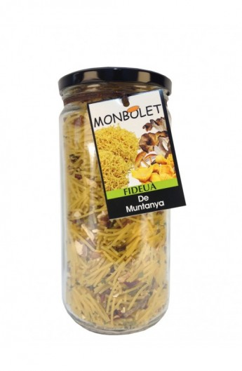 Fideuá de Montaña Monbolet 350 gr