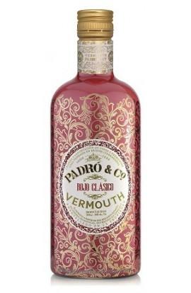 Vermouth Padró & Co. Rojo Clásico 70 cl