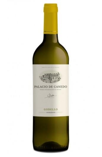 Vino Blanco Palacio de Canedo Godello Ecológico 75 cl – D.O. Bierzo