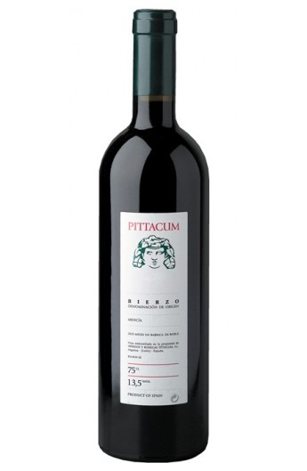 Vino Tinto Pittacum – D.O. Bierzo