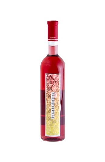 Vino Rosado Impresiones 75 cl – Vino de la Tierra de Castilla y León