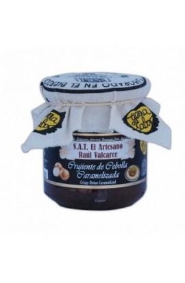 Crujiente de Cebolla S.A.T. El Artesano Raúl Valcarce 250 gr