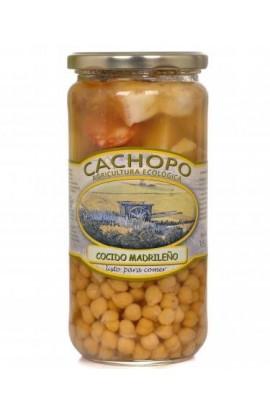Cocido Madrileño producción ecológica Cachopo 720 cc