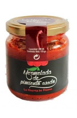 Mermelada de Pimiento Asado La Huerta de Fresno 209 ml