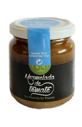 Mermelada de Tomate Verde La Huerta de Fresno 209 ml