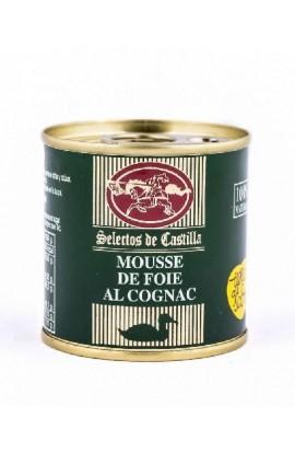 Paté Mousse de Pato al Cognac Selectos de Castilla 95 gr