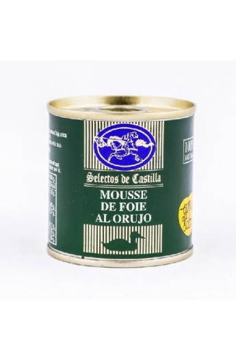 Paté Mousse de Pato al Orujo Selectos de Castilla 95 gr
