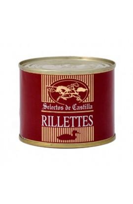 Paté Rillettes de Pato Selectos de Castilla 200 gr