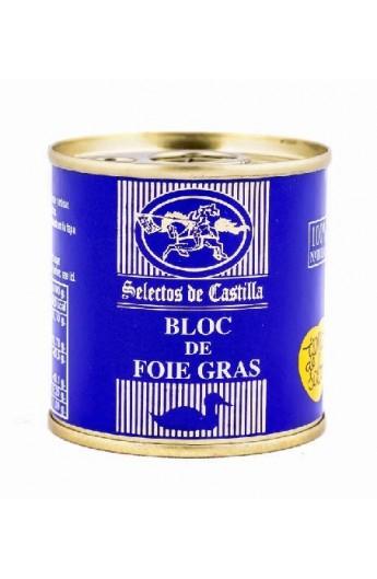 Paté Bloc de Foie Gras Selectos de Castilla 95 gr