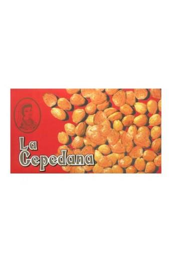 Chocolate Extrafino con Leche, Almendras y Pasas La Cepedana 200 gr